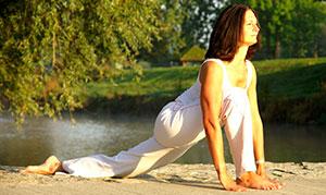 Deutschland: Yoga Ferien im Erzgebirge
