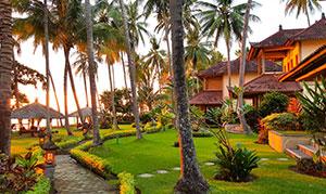 Bali: Zuhause im Paradies