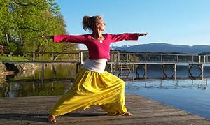 Frankreich: Yogawoche in Süd-West Frankreich